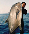 Giant trevally or Ulua